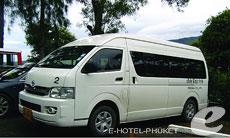 Mini van type / Krabi Airport Transfer Service