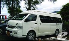 Mini van type / Krabi Airport Transfer Service