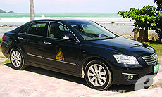 Sedan car type / Krabi Airport Transfer Service
